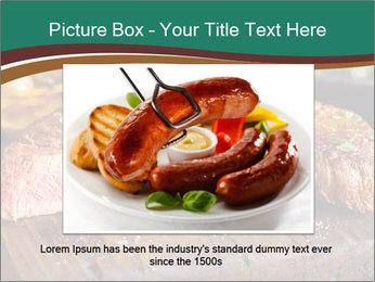 Beef steak PowerPoint Template - Slide 15