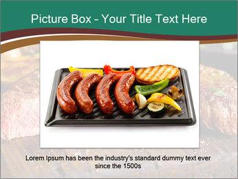 Beef steak PowerPoint Templates - Slide 16