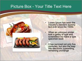 Beef steak PowerPoint Template - Slide 20
