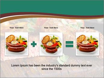 Beef steak PowerPoint Templates - Slide 22
