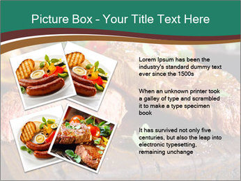 Beef steak PowerPoint Template - Slide 23