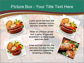 Beef steak PowerPoint Templates - Slide 24