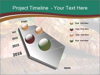 Beef steak PowerPoint Templates - Slide 26