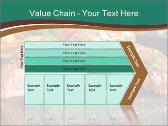 Beef steak PowerPoint Templates - Slide 27