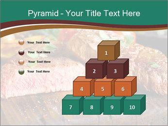Beef steak PowerPoint Templates - Slide 31