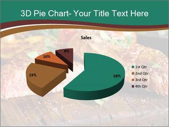 Beef steak PowerPoint Templates - Slide 35
