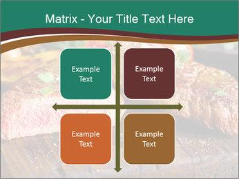 Beef steak PowerPoint Template - Slide 37