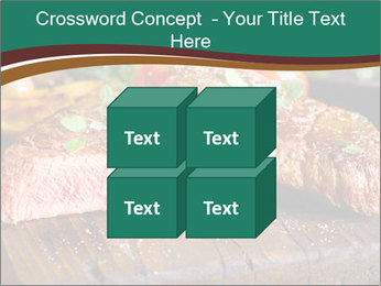 Beef steak PowerPoint Templates - Slide 39