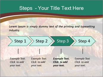 Beef steak PowerPoint Templates - Slide 4