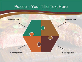 Beef steak PowerPoint Template - Slide 40