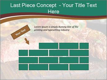 Beef steak PowerPoint Templates - Slide 46