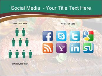 Beef steak PowerPoint Templates - Slide 5
