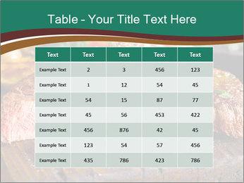 Beef steak PowerPoint Template - Slide 55