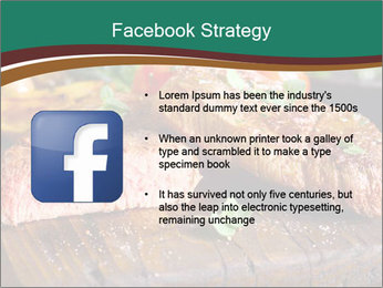 Beef steak PowerPoint Templates - Slide 6