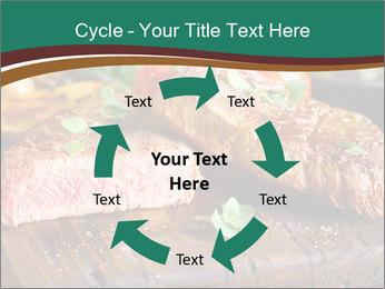 Beef steak PowerPoint Template - Slide 62