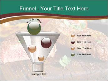 Beef steak PowerPoint Templates - Slide 63
