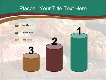 Beef steak PowerPoint Template - Slide 65