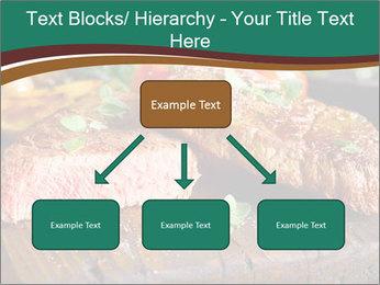 Beef steak PowerPoint Template - Slide 69
