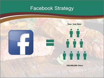 Beef steak PowerPoint Templates - Slide 7