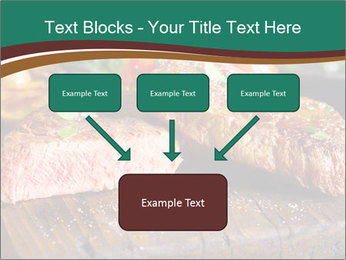 Beef steak PowerPoint Template - Slide 70