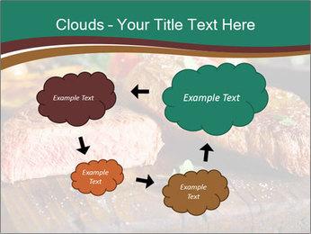 Beef steak PowerPoint Template - Slide 72