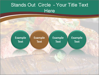 Beef steak PowerPoint Template - Slide 76