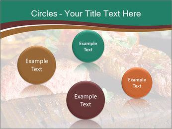 Beef steak PowerPoint Template - Slide 77