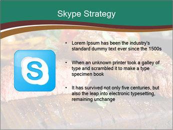 Beef steak PowerPoint Templates - Slide 8