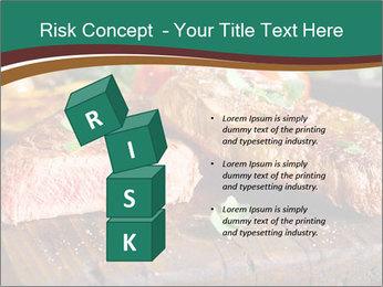 Beef steak PowerPoint Template - Slide 81