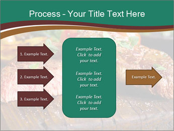 Beef steak PowerPoint Template - Slide 85