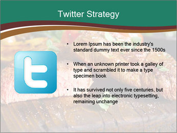 Beef steak PowerPoint Templates - Slide 9