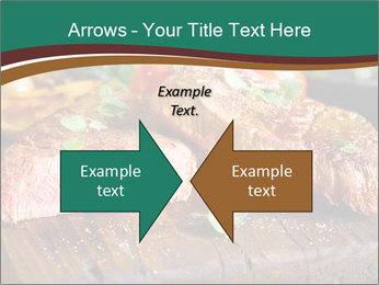 Beef steak PowerPoint Template - Slide 90