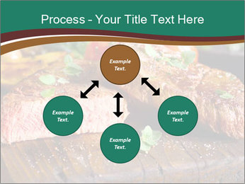 Beef steak PowerPoint Template - Slide 91