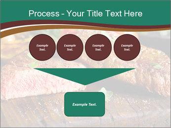 Beef steak PowerPoint Template - Slide 93