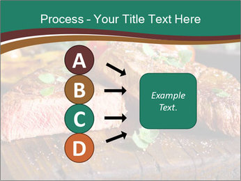 Beef steak PowerPoint Template - Slide 94