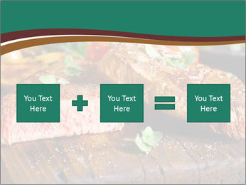 Beef steak PowerPoint Template - Slide 95