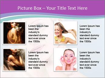 Bonde woman PowerPoint Template - Slide 14