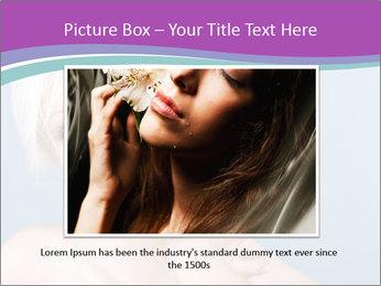 Bonde woman PowerPoint Template - Slide 15