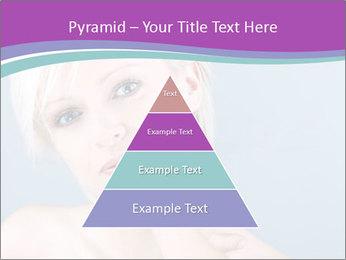 Bonde woman PowerPoint Template - Slide 30