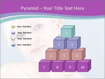 Bonde woman PowerPoint Template - Slide 31