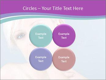 Bonde woman PowerPoint Template - Slide 38