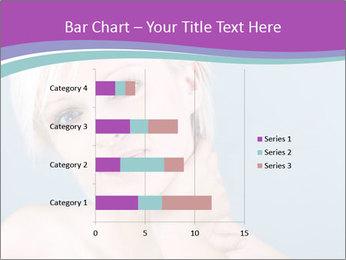 Bonde woman PowerPoint Template - Slide 52