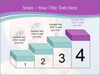 Bonde woman PowerPoint Template - Slide 64