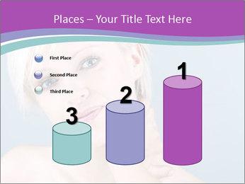 Bonde woman PowerPoint Template - Slide 65