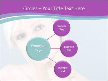 Bonde woman PowerPoint Template - Slide 79