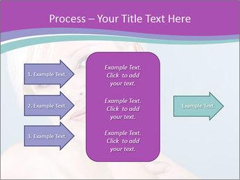 Bonde woman PowerPoint Template - Slide 85