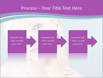 Bonde woman PowerPoint Template - Slide 88