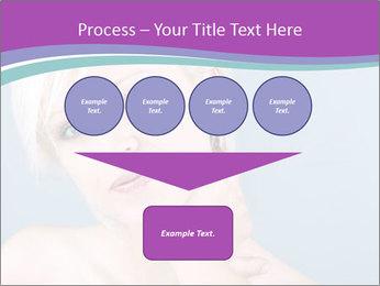 Bonde woman PowerPoint Template - Slide 93