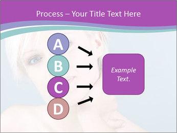 Bonde woman PowerPoint Template - Slide 94