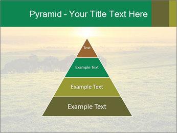 Beautiful Orange Sunrise PowerPoint Template - Slide 30